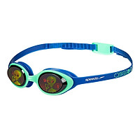 Mắt Kính Bơi Speedo 811597C620 811597C620 Illusion 3D Printed Blue/Green 270519 (Size One Size)
