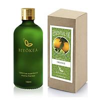 Tinh dầu cam xông hương thư giãn Biyokea 100ml