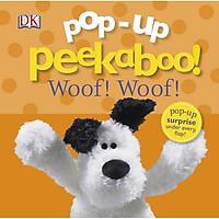 Pop-Up Peekaboo! Woof Woof!