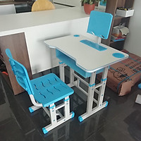Combo bộ bàn ghế học sinh chống gù, chống cận cho trẻ