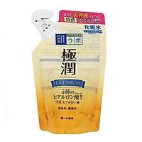 Toner siêu cấp ẩm túi nâu chống lão hóa Hada Labo Premium Hyaluronic 170ml