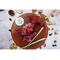 Thịt nạm trâu Sunrise Ấn Độ -1kg