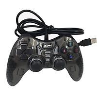 Tay cầm chơi game Fifa online 4 trên pc, laptop -black