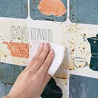 Giấy Dán Bếp Cách Nhiệt Họa Tiết Cao Cấp
