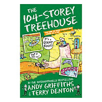 The Treehouse Books - The 104 - Storey Treehouse