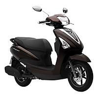 Xe Máy Yamaha Acruzo Deluxe - Nâu