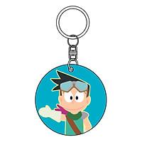 Móc Khóa Nobita's Treasure Island - Xê kô