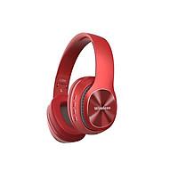Tai nghe chụp tai Bluetooth L350 (3 Chế độ nghe: Thẻ Nhớ, Bluetooth, Cắm dây 3.5mm - Có thể gập lại gọn gàng)- Hàng Nhập Khẩu
