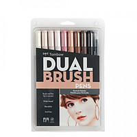 Set 10 bút Tombow ABT Dual Brush