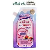 Muối tắm sữa chua Spa Yogurt Salt A Bonne' 350g từ Thái Lan - mỹ phẩm MINH HÀ cosmetics
