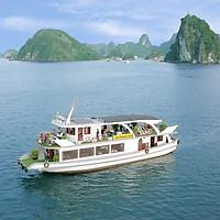 Tour Hạ Long 01 Ngày Cùng Du Thuyền Hana Premium Cruise 5*, Khởi Hành Hàng Ngày
