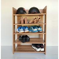 Tủ giày CAO CẤP CẤP chất lượng gỗ công nghiệp tốt bền đẹp có dịch vụ lắp ráp. Gỗ dày 1.5cm, Kích thước phù hợp với phòng khách 83 x 75 x 24cm
