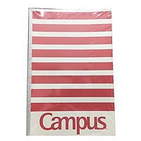 Lốc 10 quyển vở kẻ ngang campus B5 repete 80 trang