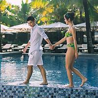 Gói 2N1Đ Salinda Resort 5* Phú Quốc - Buffet Sáng, Xe Đón Tiễn Sân Bay, Hồ Bơi, Bãi Biển Riêng, Top Resort Nghỉ Dưỡng Hàng Đầu Đông Nam Á