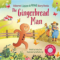 Listen and Read Story Books : The Gingerbread Man