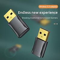Usb Bluetooth 5.0 Wireless Audio Adapter Usb Car Bluetooth Hands-free Call Bluetooth Adapter