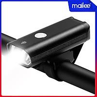Đèn Xe Đạp Thể Thao Gắn Trước Xe Đạp Hạt Led XPG Sạc Điện USB Chống Nước Mai Lee
