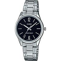 Đồng hồ Casio nữ dây thép LTP-V005D-1BUDF (28mm)
