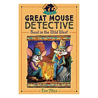 The Great Mouse Detective - Book 4: Basil In The Wild West