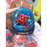 Balo mẫu giáo cho bé 3D  Spiderman