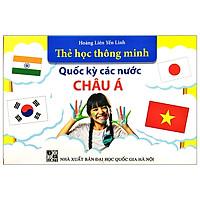 Thẻ Học Thông Minh - Quốc Kỳ Các Nước Châu Á