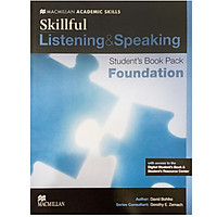 Skillful Foundation Level Listening and Speaking Student Book and DSB Pack