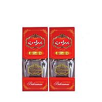 Nhụy Hoa Nghệ Tây Saffron Bahraman Combo 2 hộp mỗi hộp 1gram