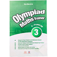 Sách: Olympiad Maths Trainer 3 - Toán Lớp 3 (8 - 9 tuổi) - á Châu Books
