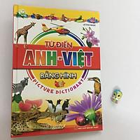 Sách – Từ Điển Anh Việt Bằng Hình – Picture Dictionary