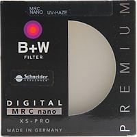 Kính lọc filter bảo vệ ống kính máy ảnh B+W XS-PRO (Germany - nhiều size)