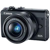 Máy ảnh Canon M100 Kit 15-45mm (Đen) - Hàng Nhập Khẩu