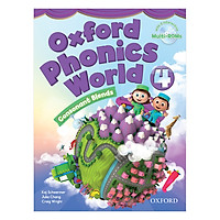 Oxford Phonics World 4 Student's Book & MultiRom Pack