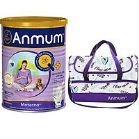 Sữa Bột Dành Cho Mẹ Bầu Anmum Materna Hương Vani 400g - Tặng Túi Dự Sinh
