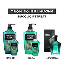 Dầu gội nam DYNIK Hương Cỏ Thanh Khiết 650g
