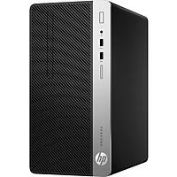Máy Tính Để Bàn PC HP ProDesk 400 G6 MT 7YH18PA (Core i3-9100/ 4GB/ 500GB HDD/ DVDRW/ K+M/ DOS) - Hàng Chính Hãng