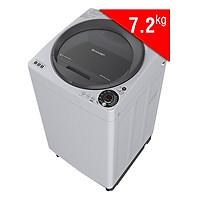 Máy Giặt Cửa Trên Sharp ES-V72PV-H (7.2kg) - Hàng Chính Hãng