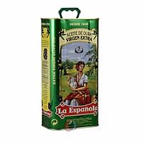 Dầu Olive Extra Virgin Of La Espanola 5 Lít