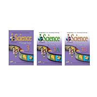 Bộ sách Khoa học I Science (song ngữ) lớp 3