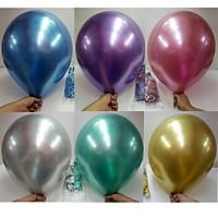 6 bong bóng siêu nhũ mạ chrome