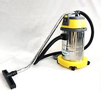 Máy hút bụi khô và ướt HiClean HC30 (thùng inox chống gỉ, dung tích 30L) - Hàng chính hãng