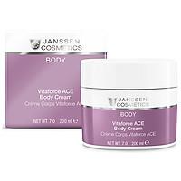 Kem Dưỡng Trắng Sáng Cho Body Vitaforce C Ace Body Cream (200ml)