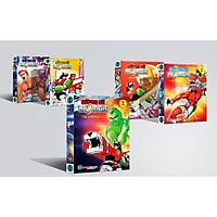 Combo 5 Boxset ( 6,7,8,9,10)  Dũng Sĩ HesMan