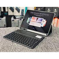 Bàn phím không dây có bàn di chuột hãng Coteetci ,biến iPad máy tính bảng thành Laptop - Hàng chính hãng