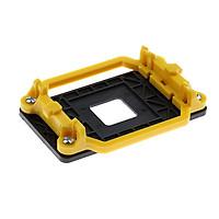 CPU Fan Cooler Retainer Base Bracket For AMD Socket AM3+ AM2+ AM2 Yellow