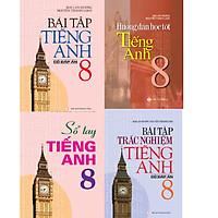 Combo Bài Tập Tiếng Anh 8 Có Đáp Án - Mai Lan Hương