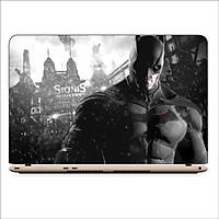 Miếng Dán Skin In Decal Dành Cho Laptop - Batman 2