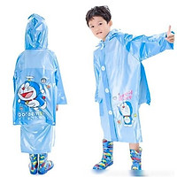 Áo mưa trẻ em cao cấp, áo mưa cho học sinh tiểu học đủ size
