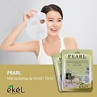 Combo 10 mặt nạ dưỡng da tặng 3 mặt nạ dưỡng da bất kỳ EKEL Pearl ULtra Hydrating Essence Mask