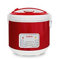 NỒI CƠM ĐIỆN SATO S30-30C 3.0L - Hàng Chính Hãng