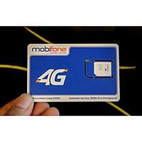 Sim 4G Mobifone gói C90N - Ngày 4Gb 1000 phút gọi nội mạng 50 phút ngoại mạng - Tặng tháng đầu tiên - Hàng Chính Hãng